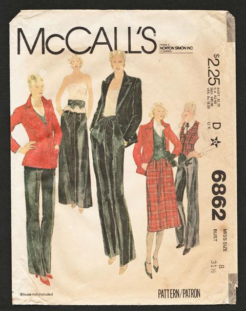 McCall's 6862