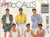 McCall's 5380 B