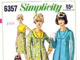 Simplicity 6357 A
