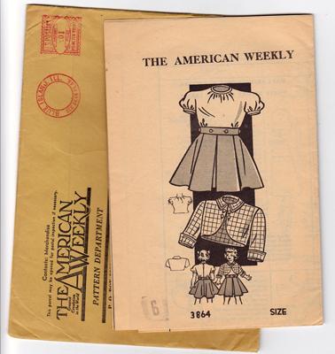 American Weekly 3864