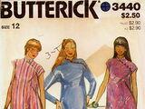 Butterick 3440 A