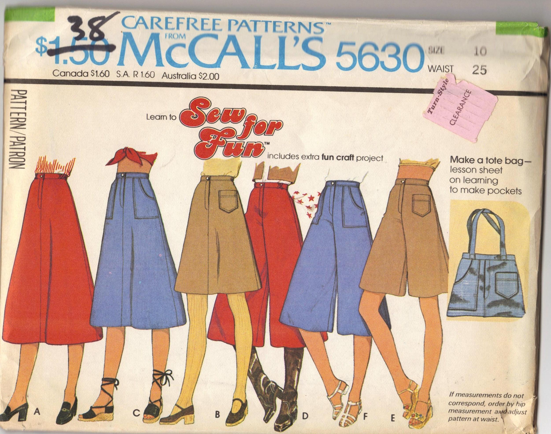 McCall's 5630