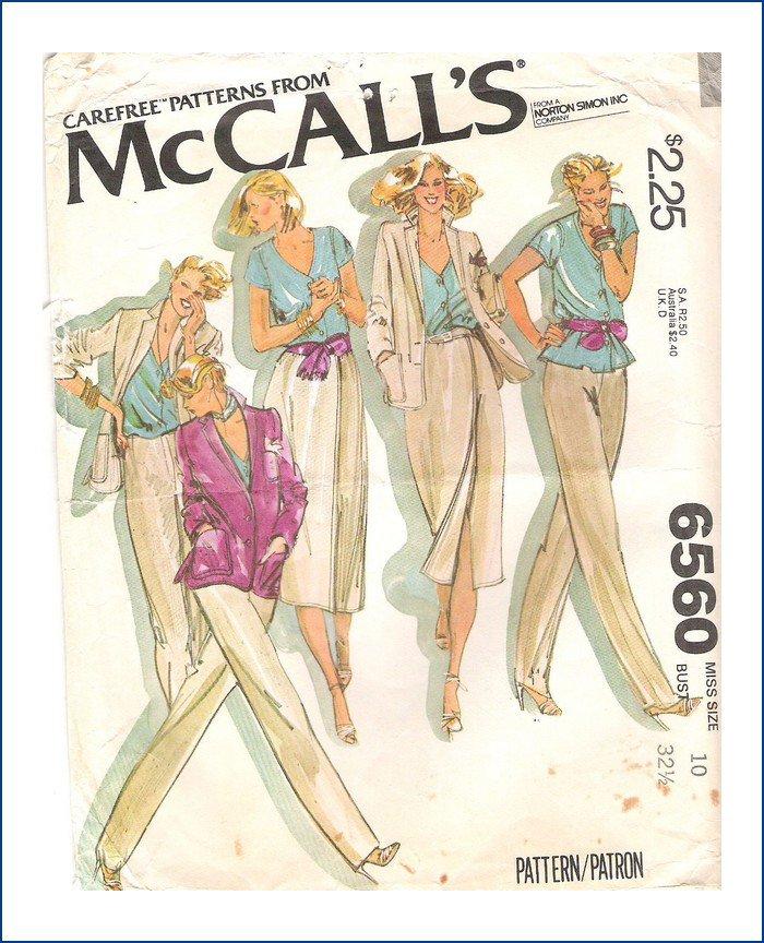 McCall's 6560