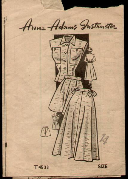 Anne Adams T4533