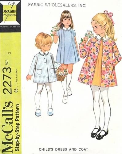 McCall's 2273 A