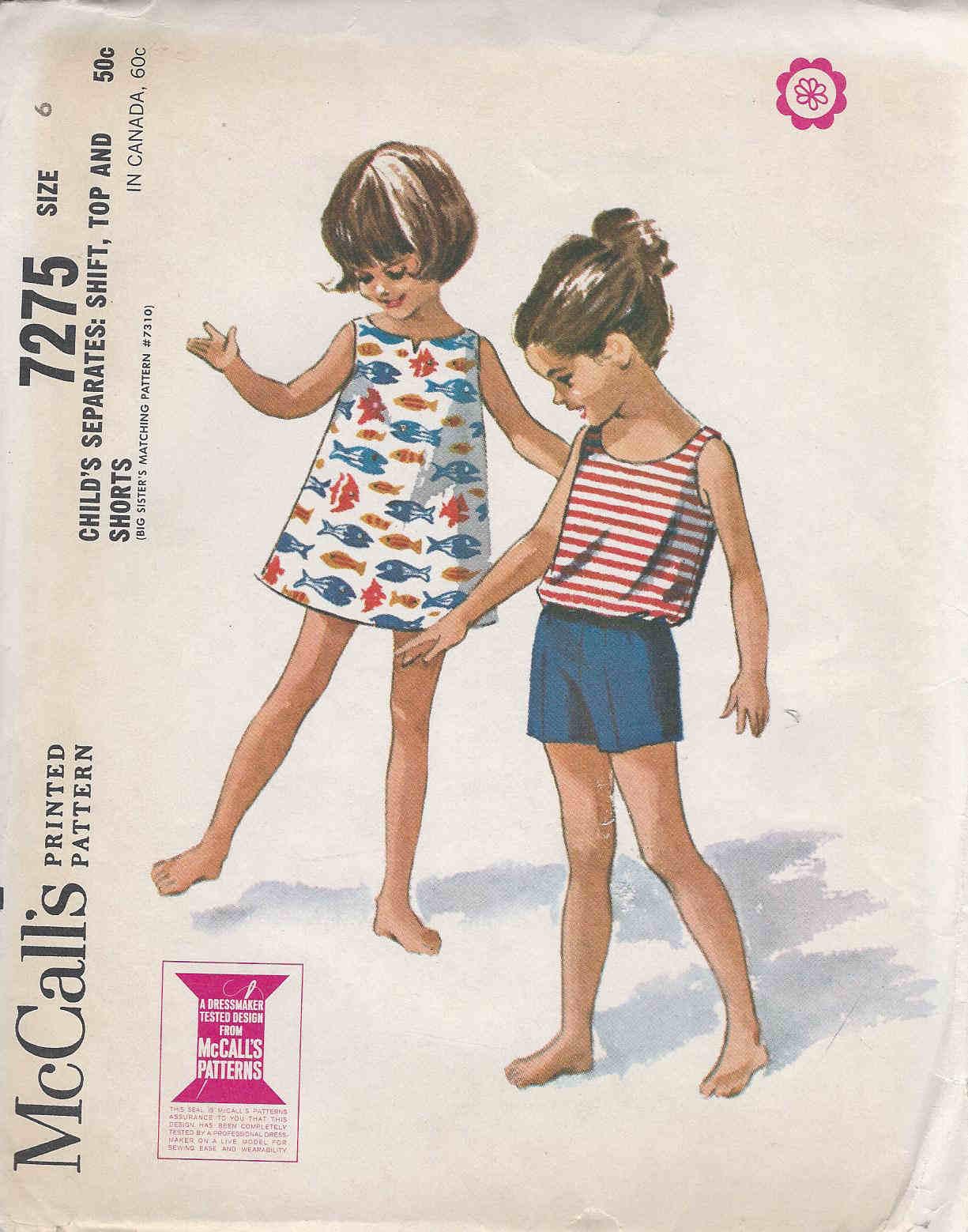 McCall's 7275