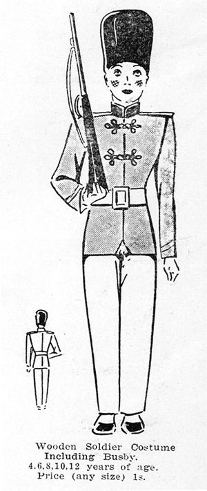 Weigel's Wooden Soldier