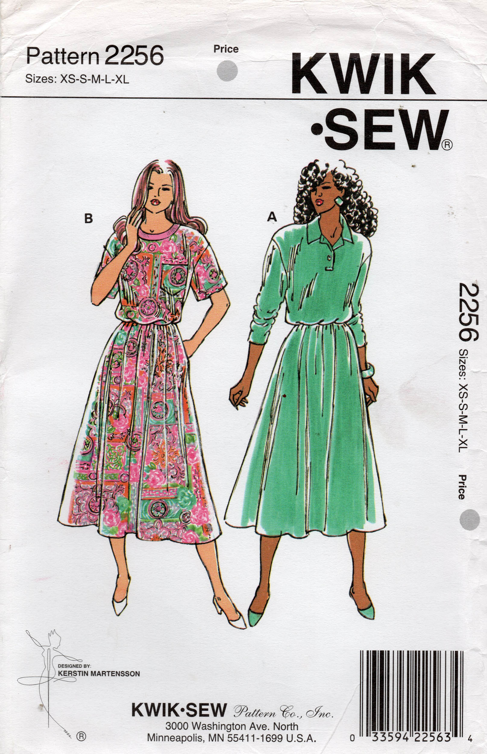 Kwik Sew 2256