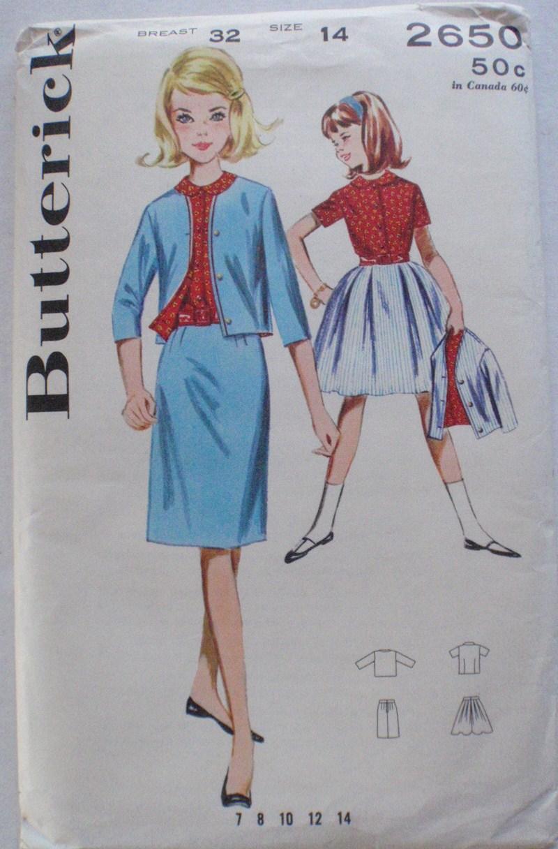 Butterick 2650