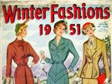 Australian Home Journal Winter Fashions 1951