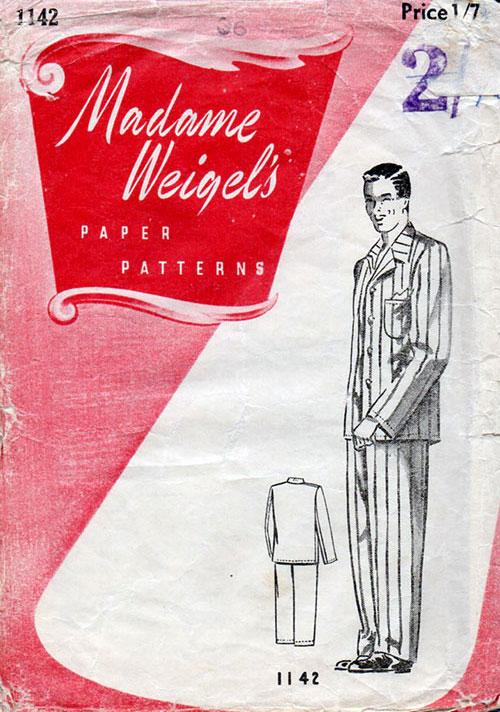 Madame Weigel's 1142