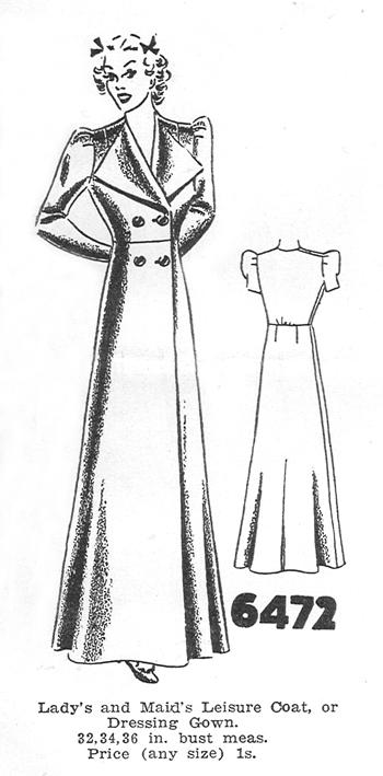 Madame Weigel's 6472