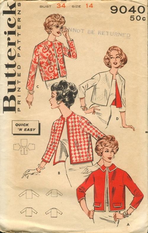 Butterick 9040