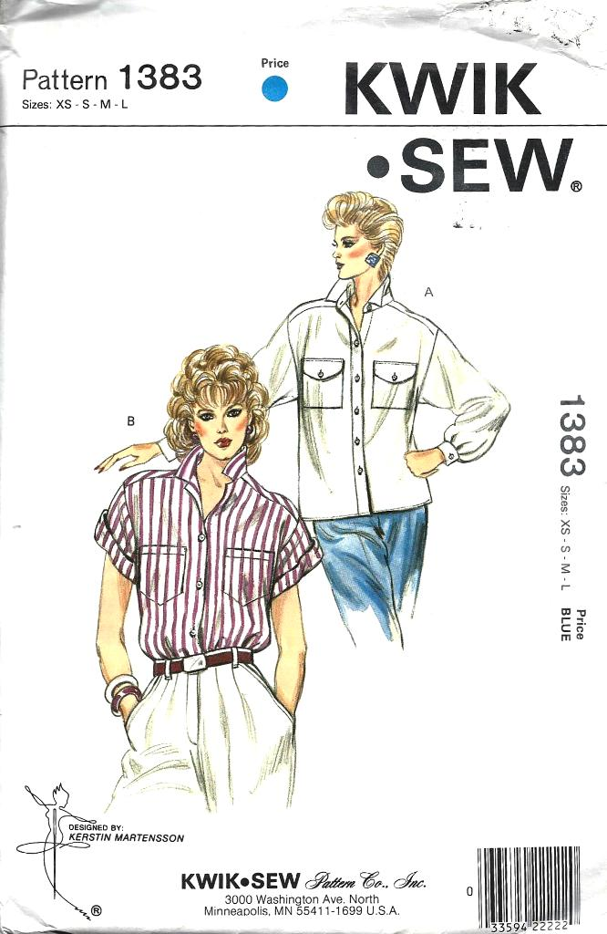 Kwik Sew 1383