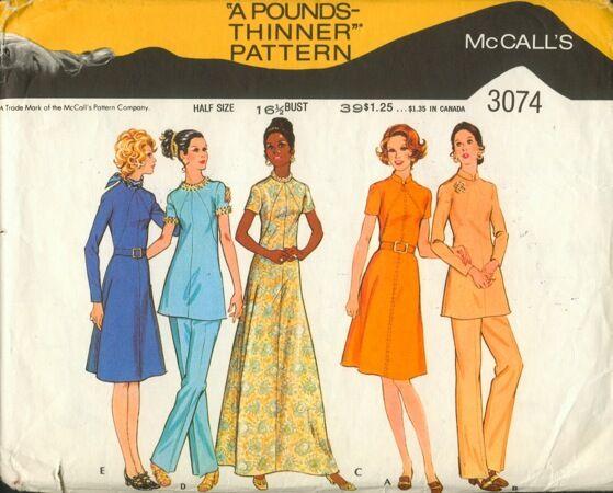 McCall's 3074
