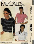 McCalls 1981 7430