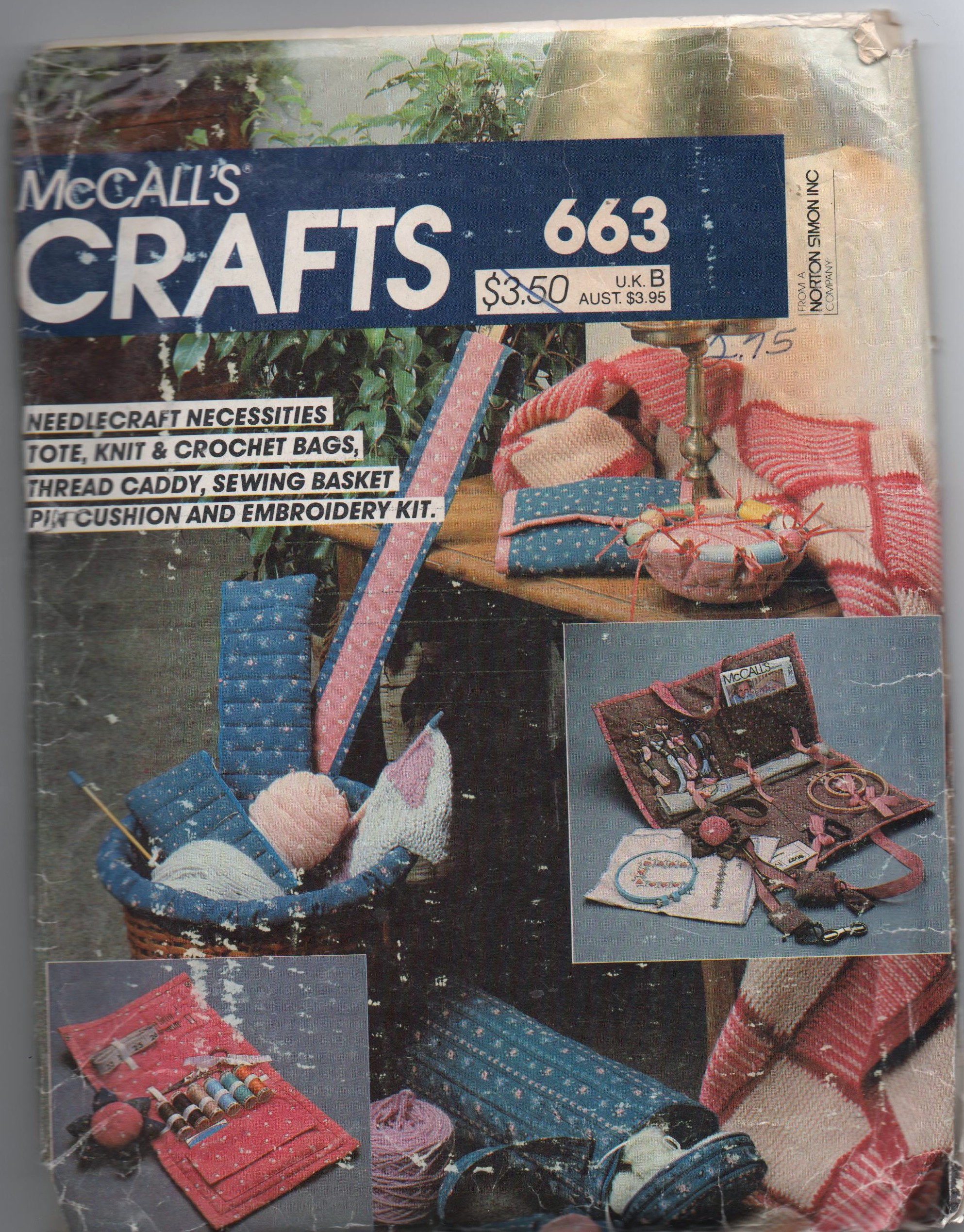 McCall's 663