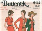 Butterick 6412