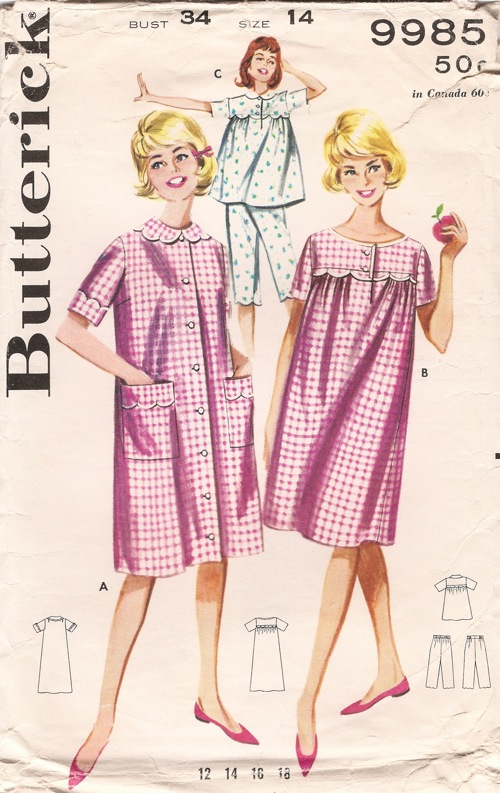Butterick 9985