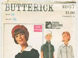 Butterick 4967 B