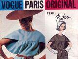 Vogue 1358