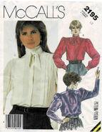 McCalls 1985 2195