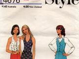 Style 4676 B