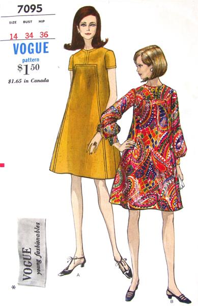 Vogue 7095 A