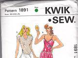 Kwik Sew 1891