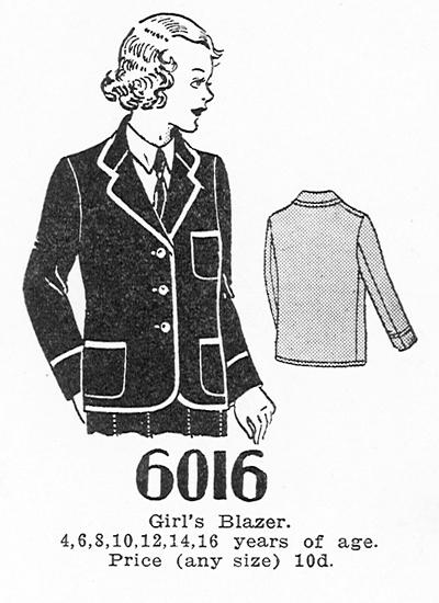Madame Weigel's 6016