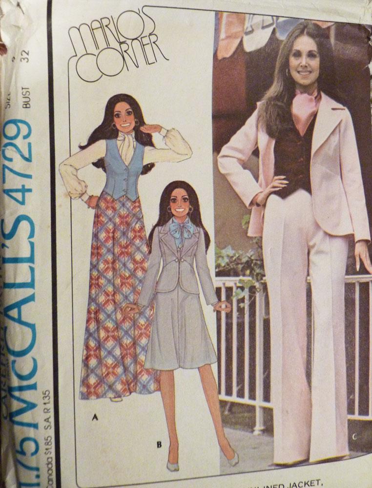 McCall's 4729