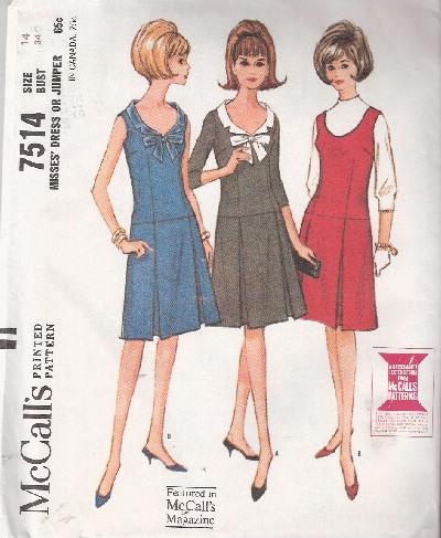 McCall's 7514 A