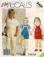 McCalls 1986 2421