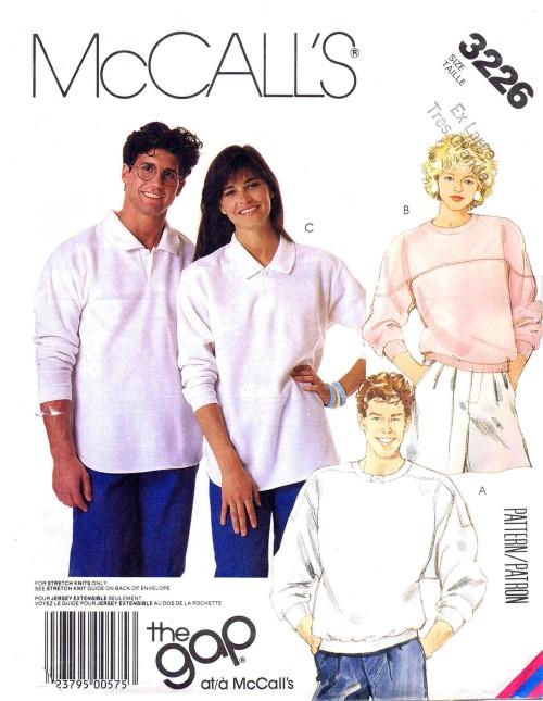 McCall's 3226 A