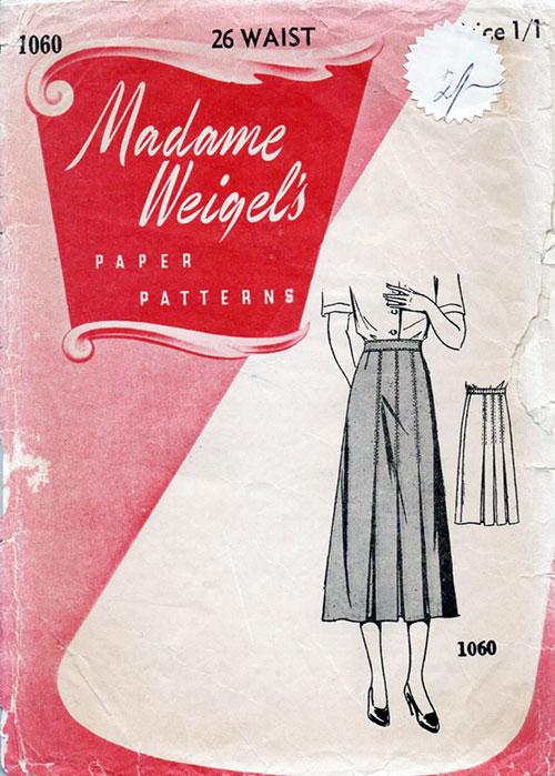 Madame Weigel's 1060