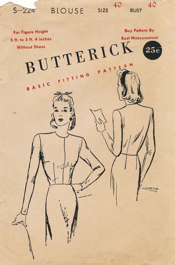Butterick S-224