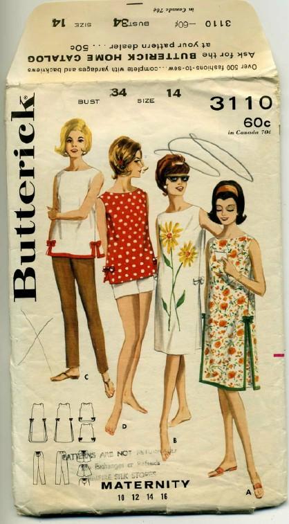 Butterick 3110