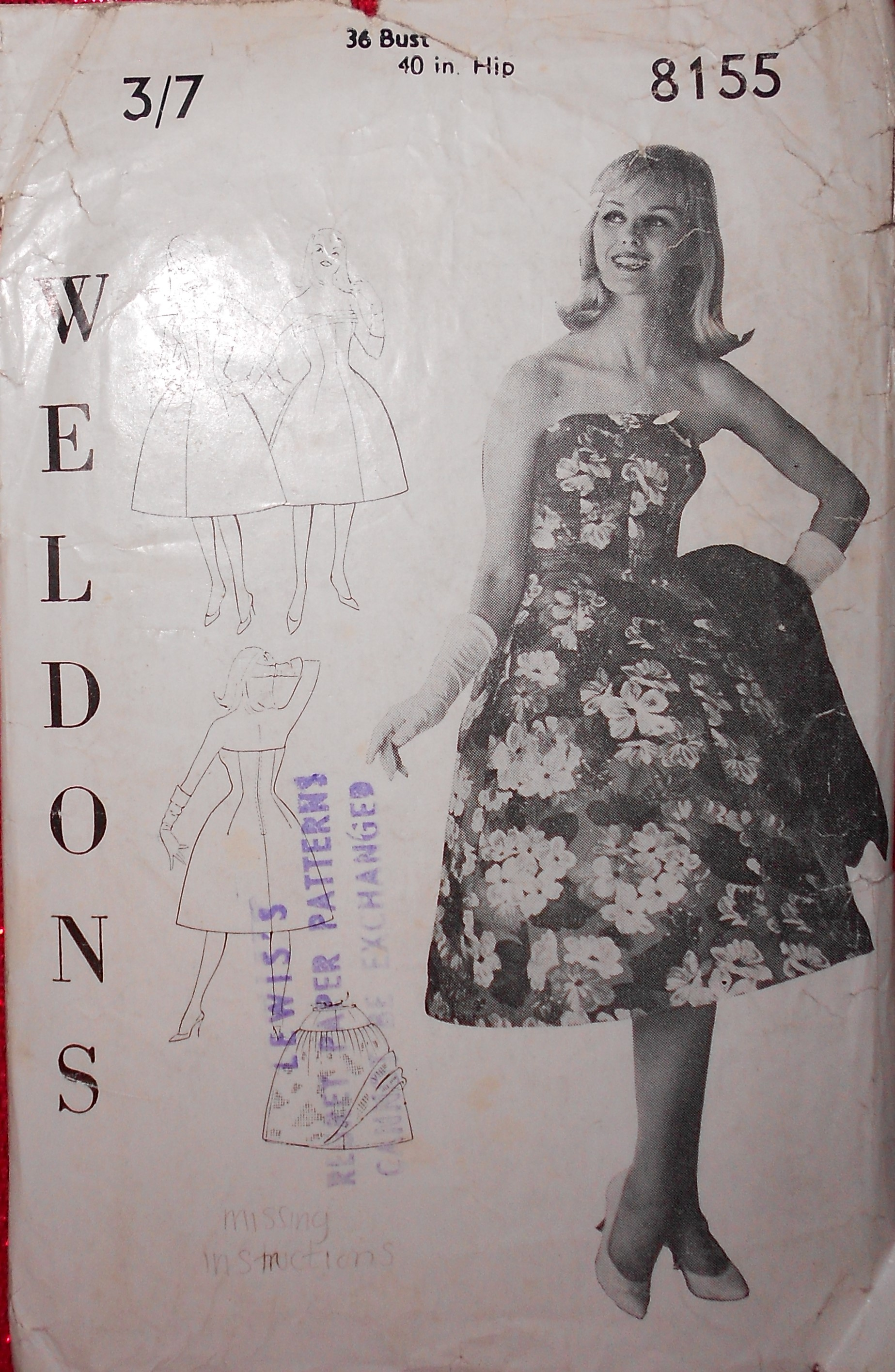 Weldons 8155