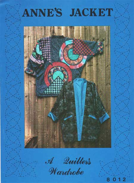 A Quilter's Wardrobe 8012