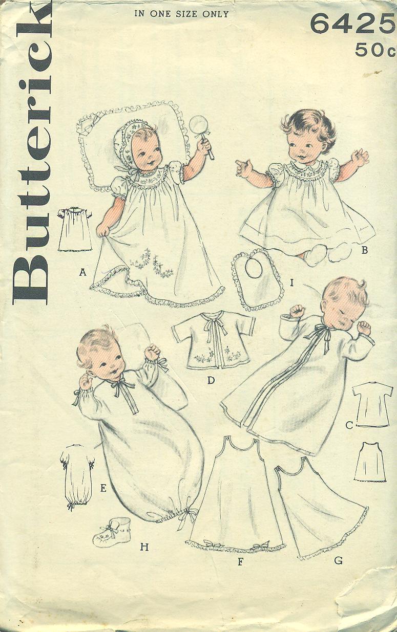Butterick 6425