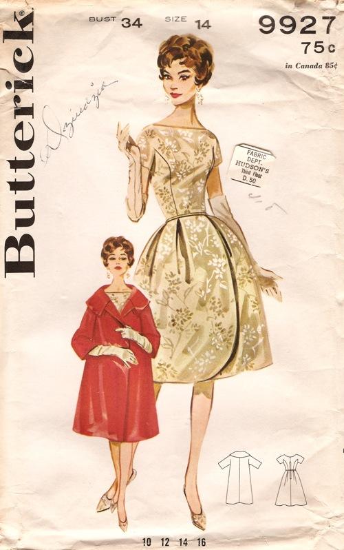 Butterick 9927