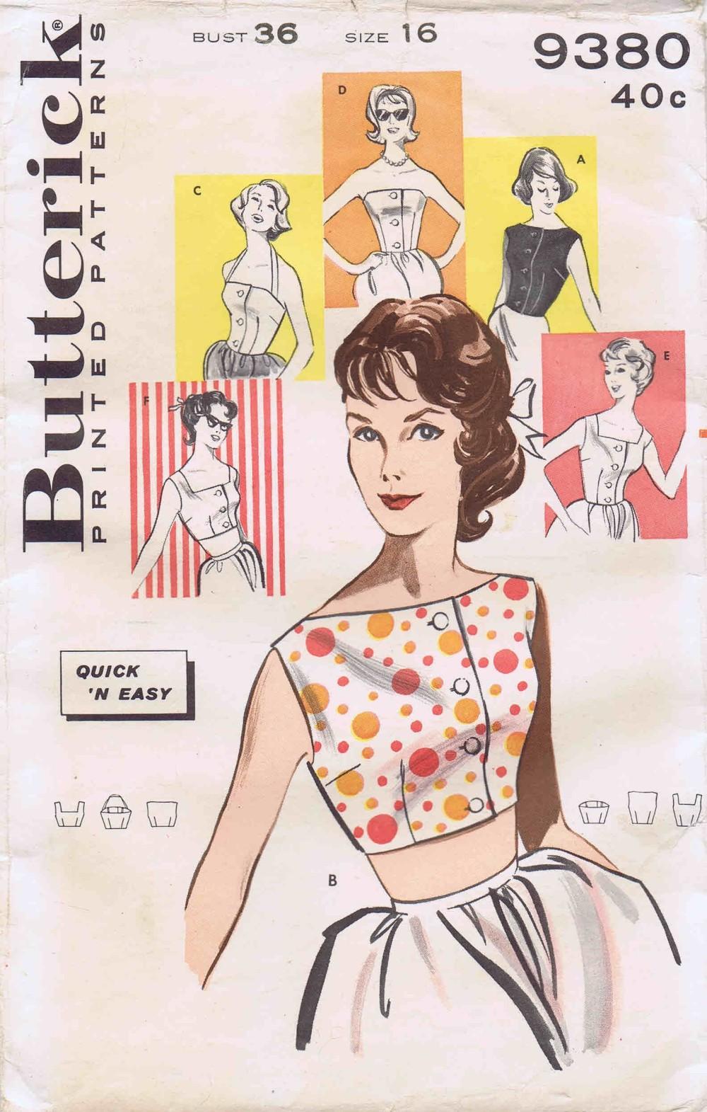 Butterick 9380