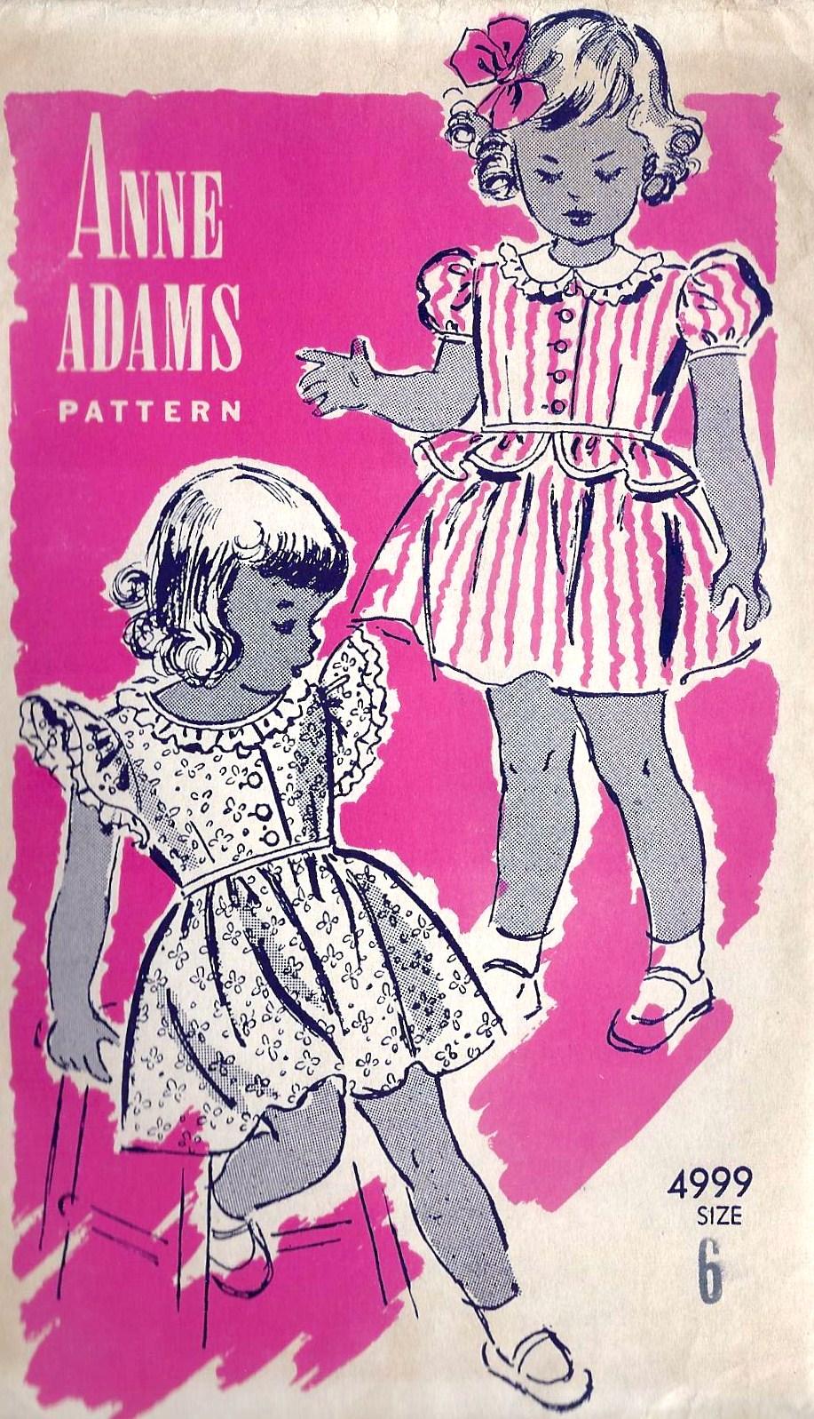 Anne Adams 4999