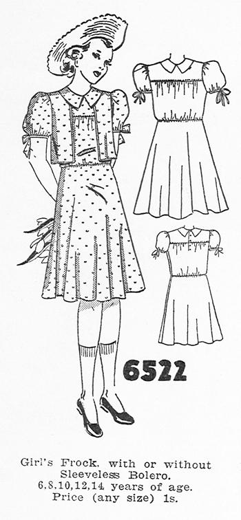Madame Weigel's 6522