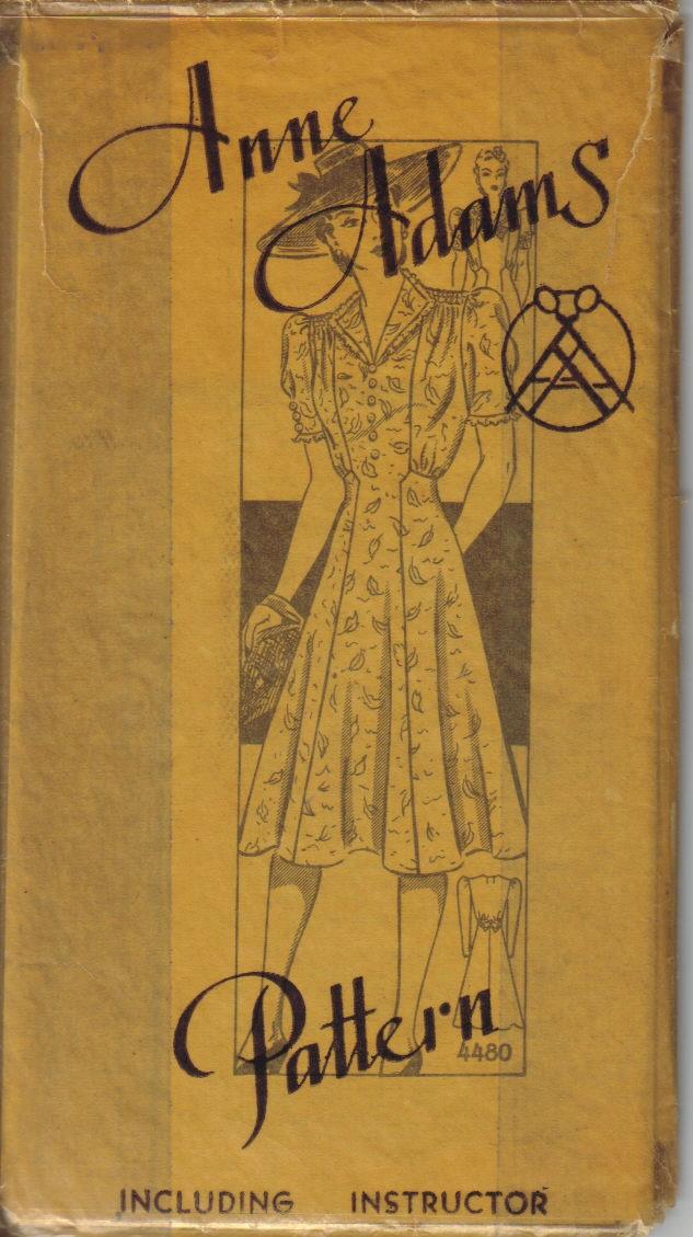 Anne Adams 4480