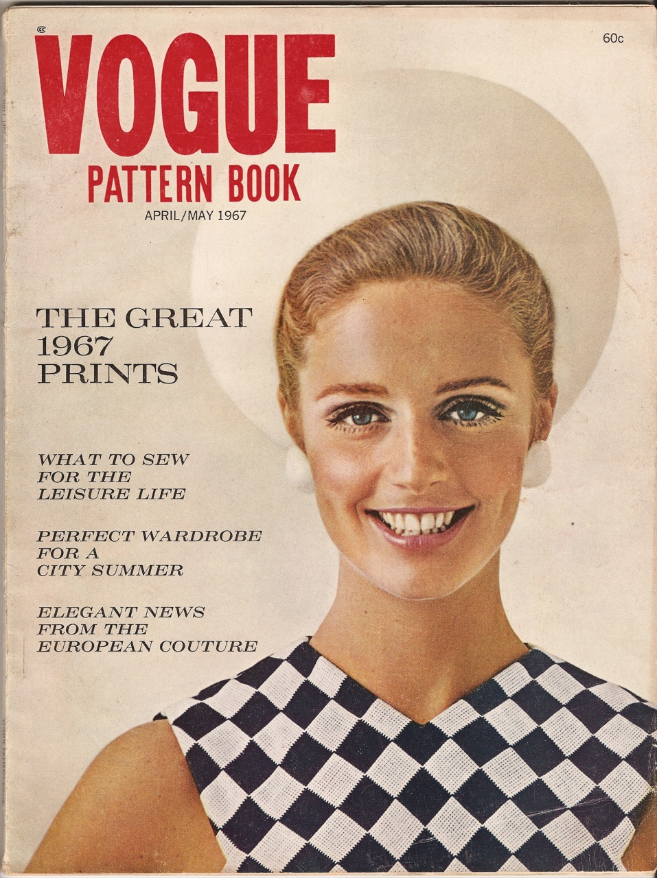 Vogue Pattern Book April/May 1967