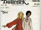 Butterick 6916