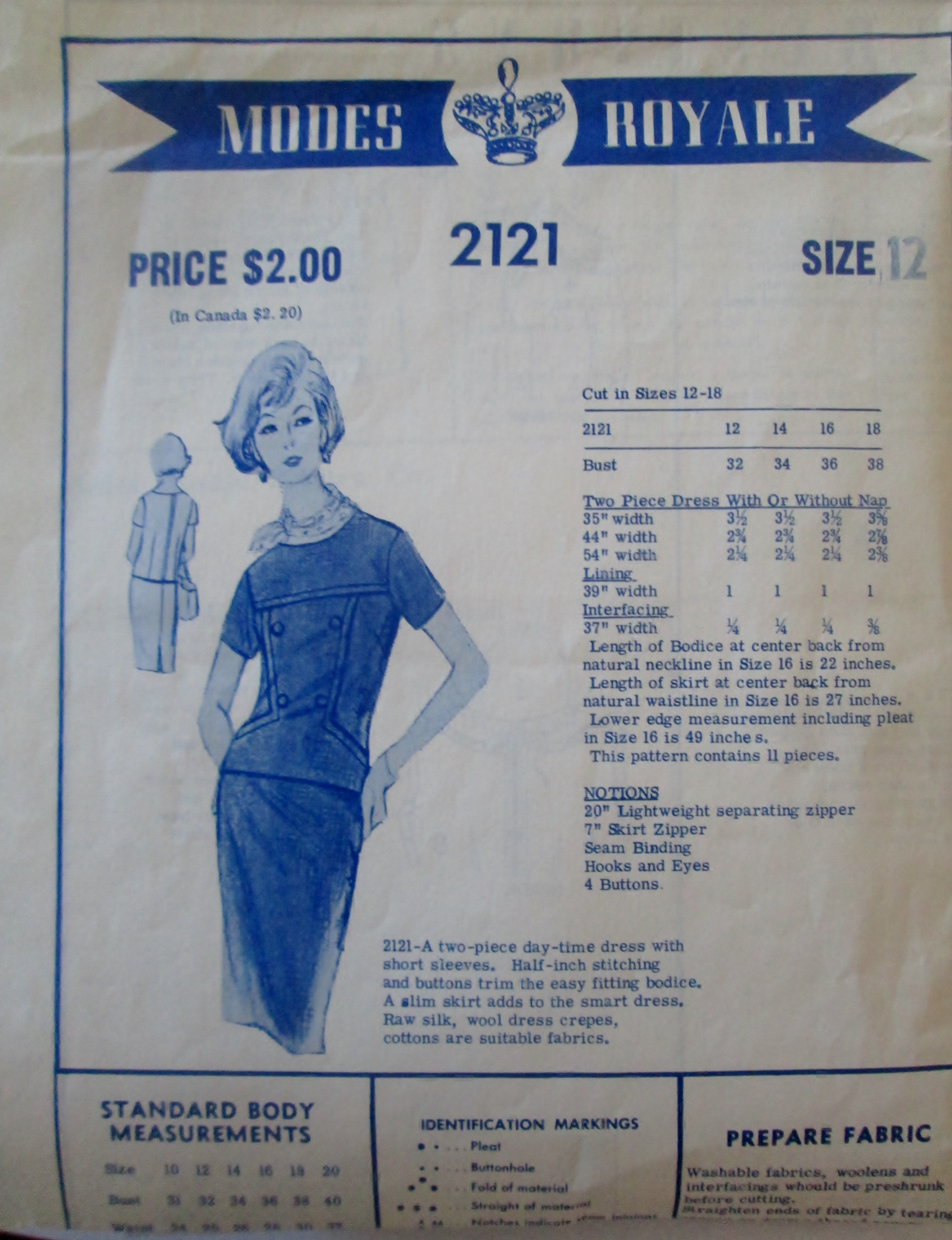 Modes Royale 2121