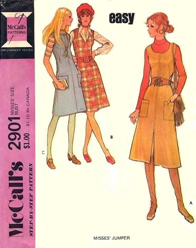 McCall's 2901