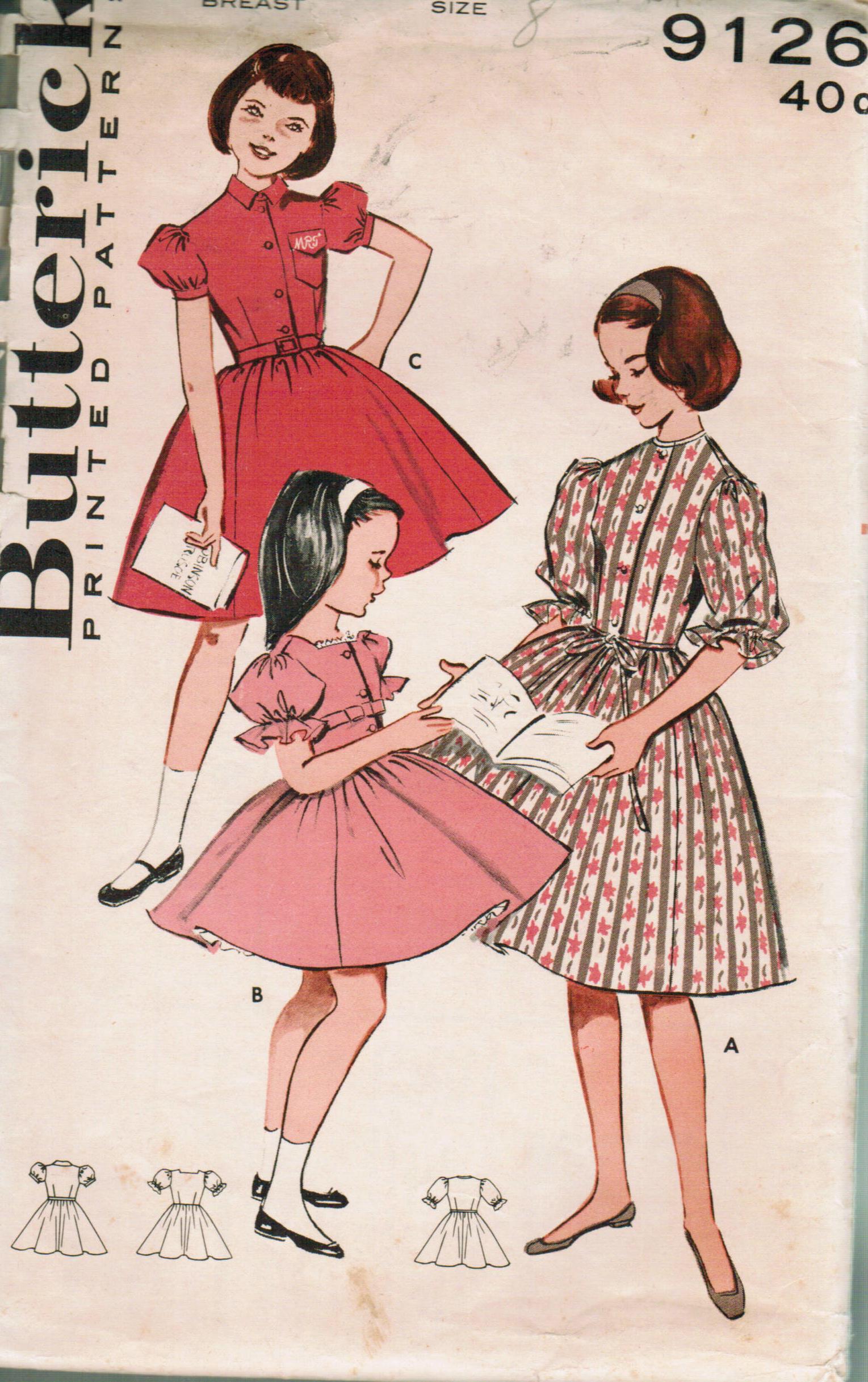 Butterick 9126